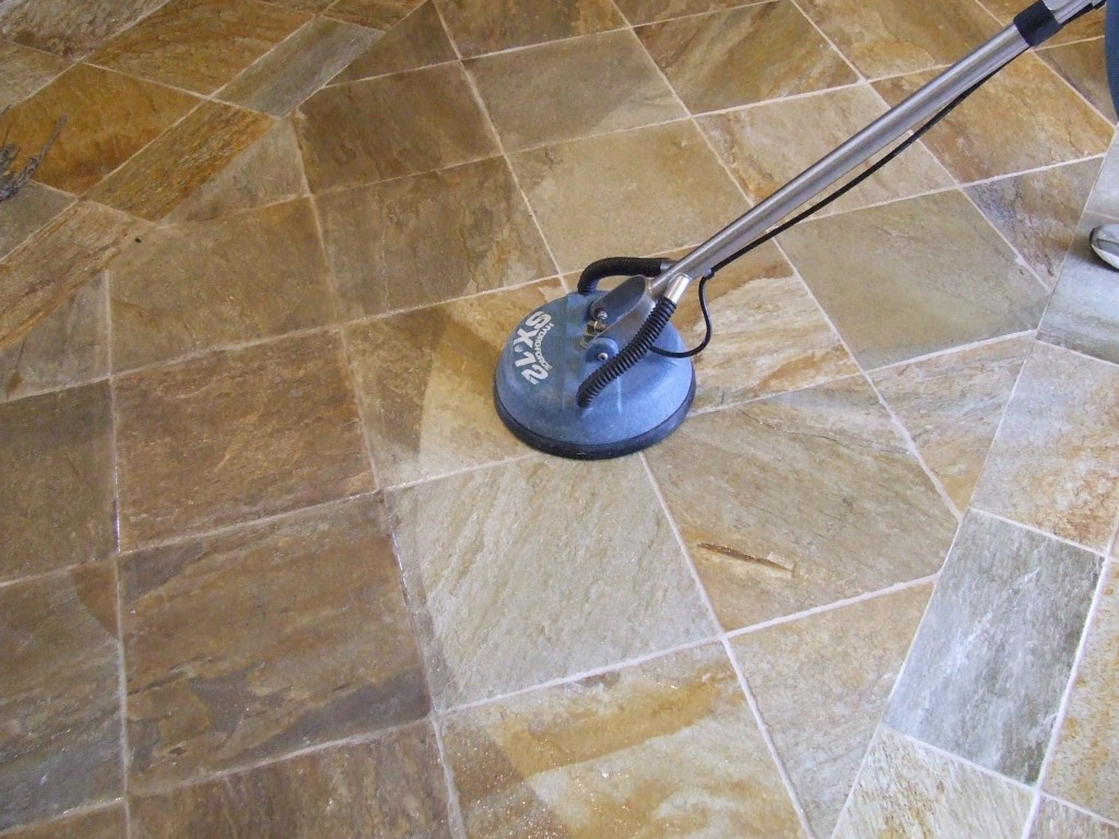 Stone And Tile Floor Cleaning Hawaii Big Island Kohala